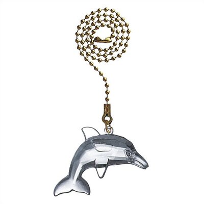 Dolphin Ceiling Fan Pull Chain (Set of 10)