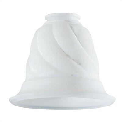2.25 Ceiling Fan Fitter Shade in Swirl Scavo (Set of 7)
