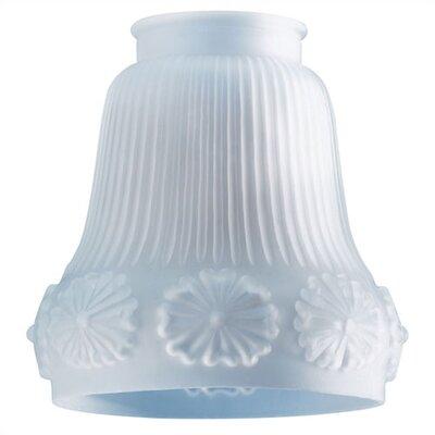 2.25 Ceiling Fan Fitter Sunburst Shade (Set of 10)