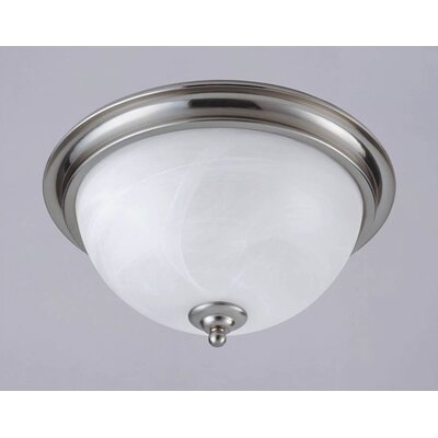 Brandt Point 2-Light Flush Mount