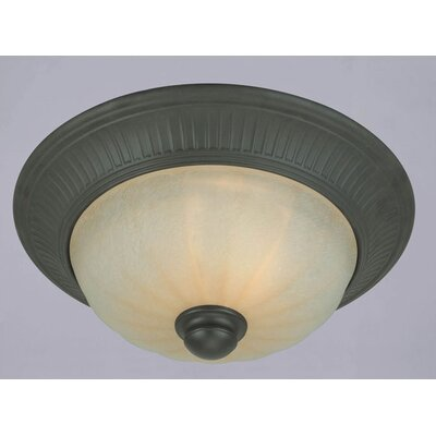 Giorgio 2-Light Flush Mount
