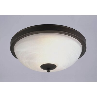 Sierra Madre 2-Light Flush Mount