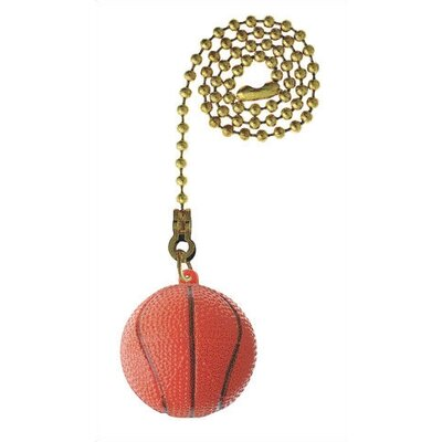 Basketball Ceiling Fan Pull Chain (Set of 17)