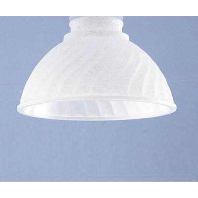 Swirl Scavo Ceiling Fan Dome Shade (Set of 5)