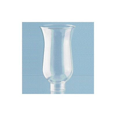 Clear Flare Light Fixture Shade (Set of 6)