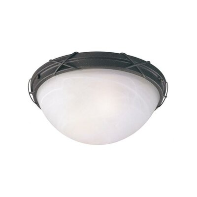 Claremont 2-Light Flush Mount (Set of 2)