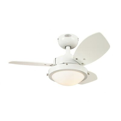 30 Canton 3-Blade Ceiling Fan