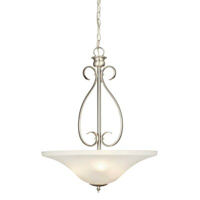 Fontane 3-Light Pendant