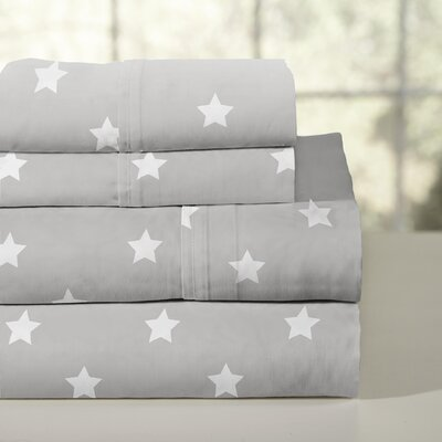 200 Thread Count 100% Cotton Sheet Set Size: Full