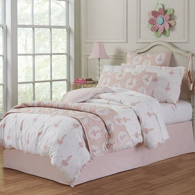 Clarise Comforter Set Size: Twin