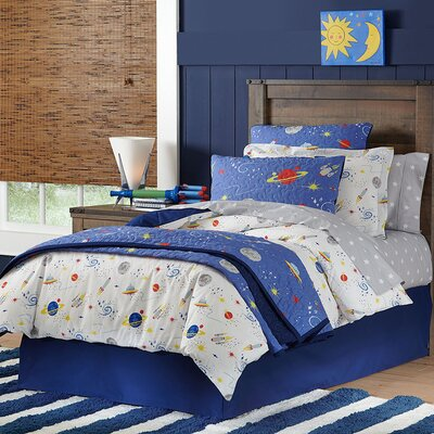 Glenna Duvet Cover Set Size: Full / Queen