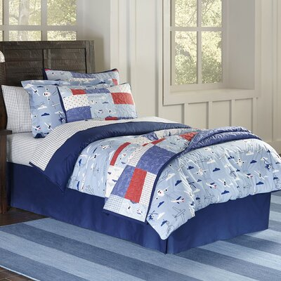 Swanston Duvet Cover Set Size: Toddler