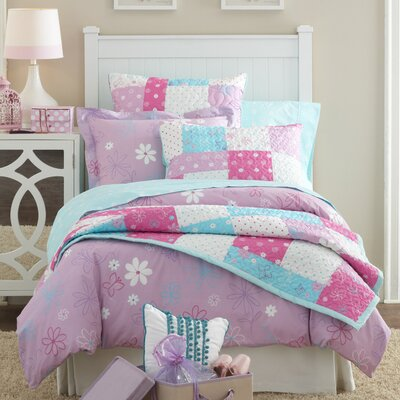 Glen Duvet Cover Set Size: Twin