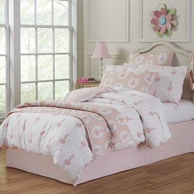 Clarise Duvet Cover Set Size: Toddler