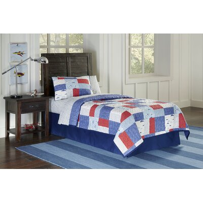 Swanston Quilt Size: Twin