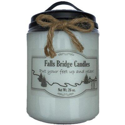 Citrus and Sage Jar Candle CITSSAGE26