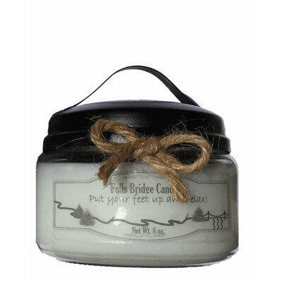 Country Spice Scented Jar Candle CTRYSPC8
