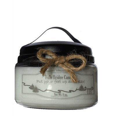 Citrus and Sage Jar Candle CITSSAGE8
