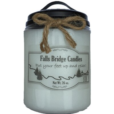 Sage and Citrus Scented Jar Candle SAGECITRS22