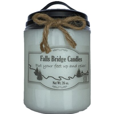 Country Spice Scented Jar Candle CTRYSPC22S