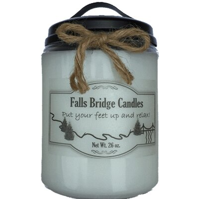 Day at the Spa Scented Jar Candle DAYSPA22S