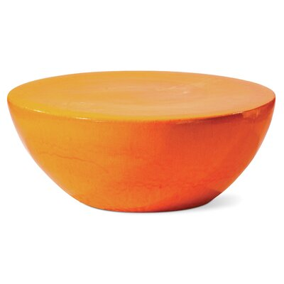 Bowness Coffee Table Finish: Orange