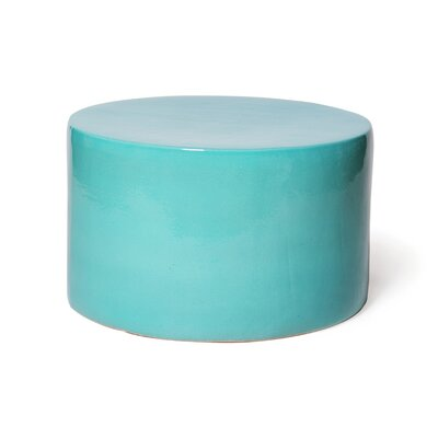 Baby Caroness Side Table Finish: Turquoise Blue