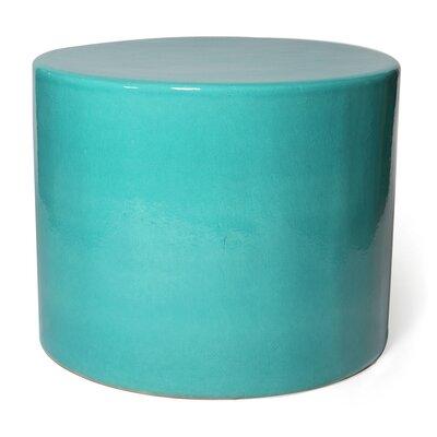 Tambernis Side Table Finish: Aquamarine