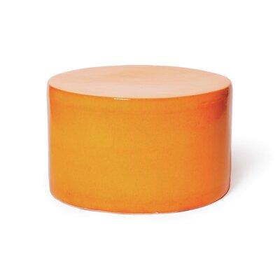 Baby Caroness Side Table Finish: Orange