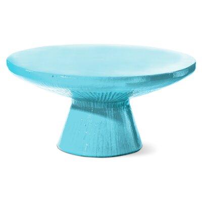 Kavis Coffee Table Finish: Turquoise Blue