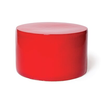 Baby Caroness Side Table Finish: Red