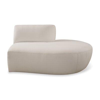 Fizz Right Armless Loveseat with Cushion