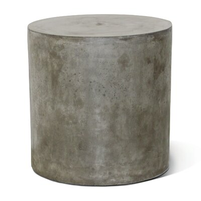 Perpetual Bill Side Table Finish: Slate Gray