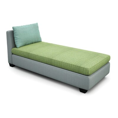 Fizz Chaise Lounge with Cushion