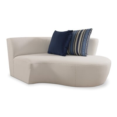 Fizz Right Arm Loveseat with Cushion