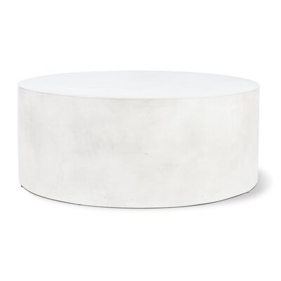 Perpetual Grand Louie Coffee Table Finish: Ivory White