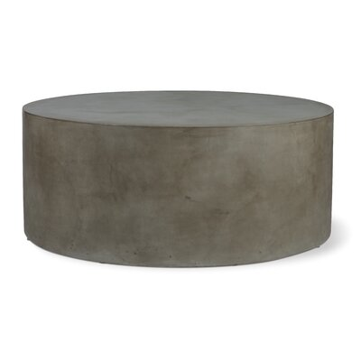 Perpetual Grand Louie Coffee Table Finish: Slate Gray