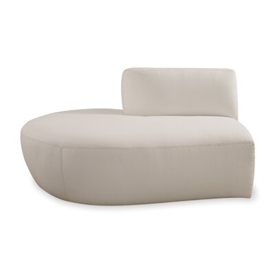 Fizz Left Armless Loveseat with Cushion