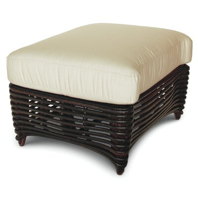 Plato Ottoman with Cushion