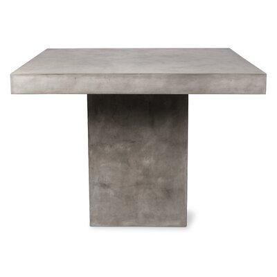 Perpetual Phil Bar Table Finish: Slate Gray