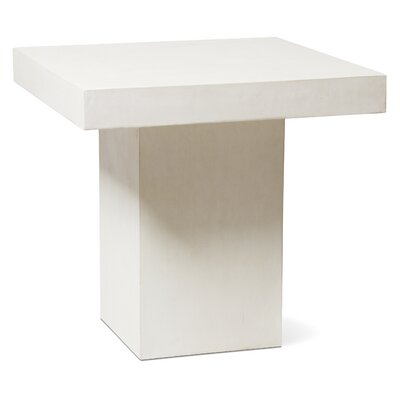 Perpetual Provence Dining Table Finish: Ivory White