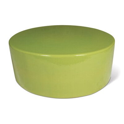 Caroness Coffee Table Finish: Apple Green