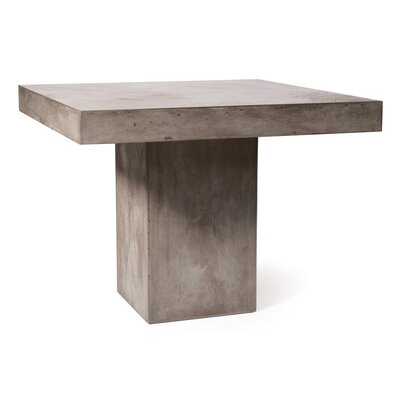 Perpetual Provence Dining Table Finish: Slate Gray
