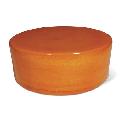 Caroness Coffee Table Finish: Orange