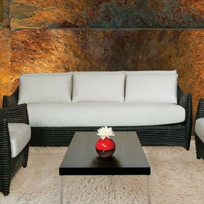 Plato 3-Seater Sofa with Cushion
