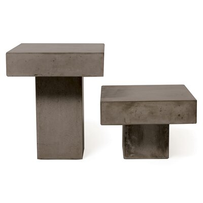 Perpetual 2 Piece Coffee Table Set