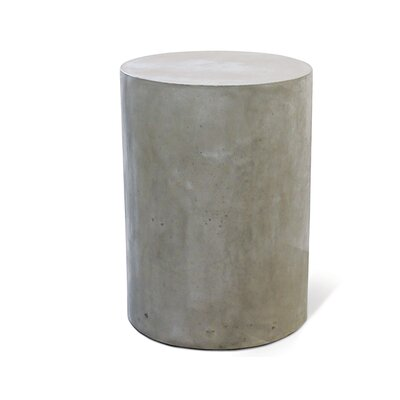Perpetual Ben Side Table Finish: Slate Gray