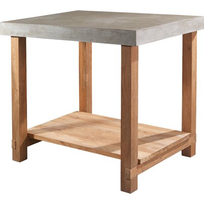 Purchase Perpetual Mykonos Gathering Teak Side Table Top - Image - 399