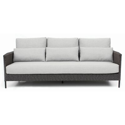 Precision Indoor/Outdoor 3 Seater Sofa with Cushion