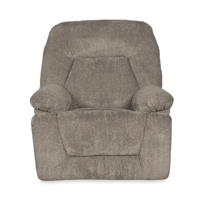 Madison Fixed Base Manual Recliner Upholstery Color: Platinum